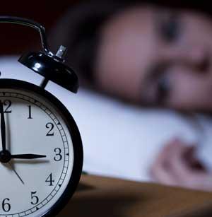 prendere sonno facilmente